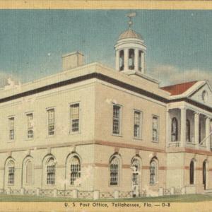 Tallahassee, FL, U.S. Post Office