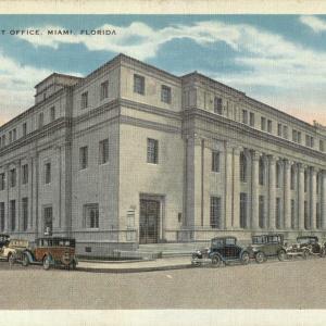 Miami, FL, U.S. Post Office