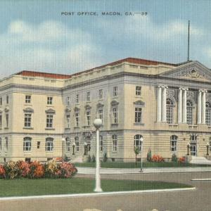 Macon, GA, Post Office