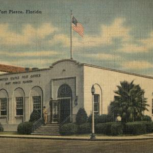 Fort Pierce, FL, Post Office