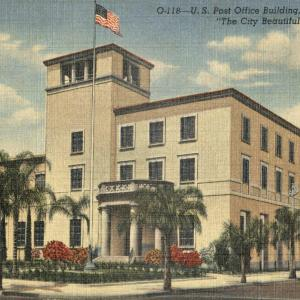 Orlando, FL, U. S. Post Office