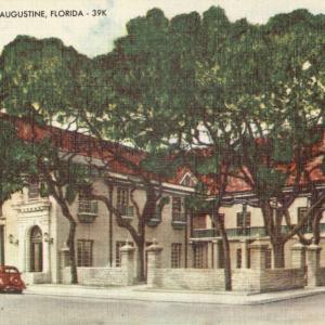 St. Augustine, FL, Post Office