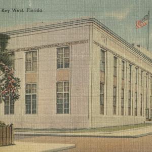 Key West, FL, Post Office