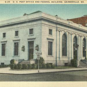 Gainesville, GA, Post Office and federal building