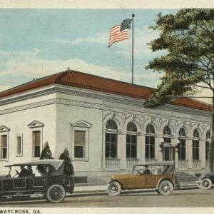 Waycross, GA, Post Office