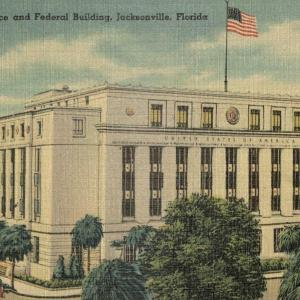Jacksonville, FL, US Post Office and Federal Building