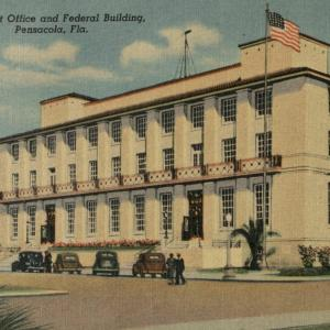 Pensacola, FL, U.S. Post Office and Federal Building