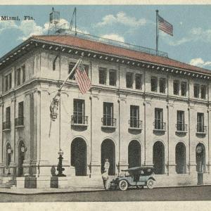 Miami, FL, Post Office
