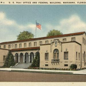 Marianna, FL, U.S. Post Office and Federal Building