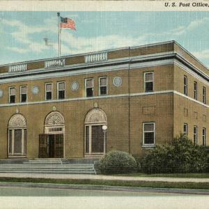 Decatur, AL, U.S. Post Office