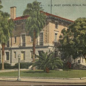 Ocala, FL, Post Office Building