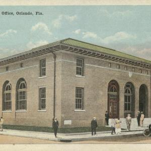 Orlando, FL, Post Office