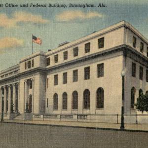 Birmingham, AL, U.S. Post Office and Federal Building