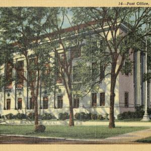 Columbus, GA, Post Office