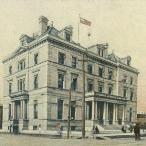 Pensacola, FL, Post Office and Custom House
