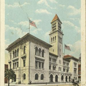 Savannah, GA, Post Office