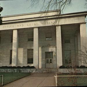 Athens, GA Post Office and Court House