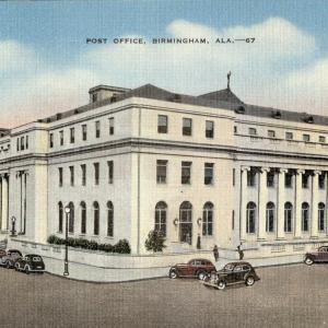 Birmingham, AL, Post Office 67
