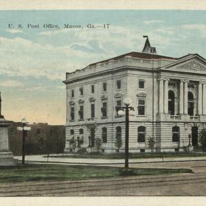Macon, GA, US Post Office