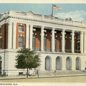 Tuscaloosa, AL, US Post Office