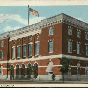 Athens, GA, Post Office