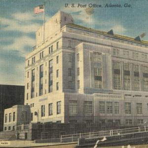 Atlanta, GA U. S. Post Office