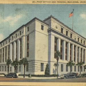 Jacksonville, FL, Post Office and Federal Building