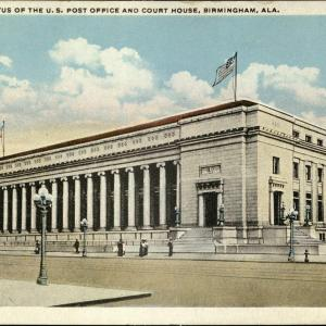 Birmingham, AL, Prospectus PO and Courthouse