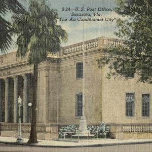 Sarasota, FL, U.S. Post Office