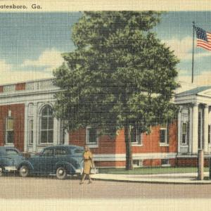 Statesboro, GA, Post Office