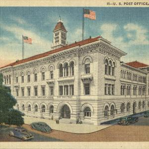 Savannah, GA, U.S. Post Office