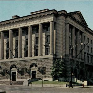 Montgomery, AL, U.S. Post Office