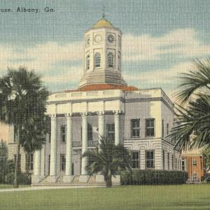 Albany, GA, Court house (County)