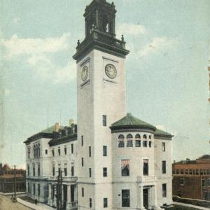 Jacksonville, FL, Post Office and Government Building