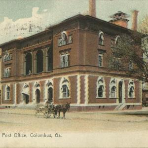 Columbus, GA. Post Office
