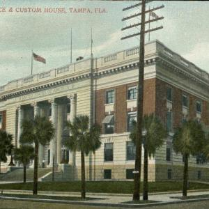 Tampa, FL, Post Office and Custom House