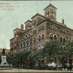 Atlanta, GA, Old Post Office now City Hall