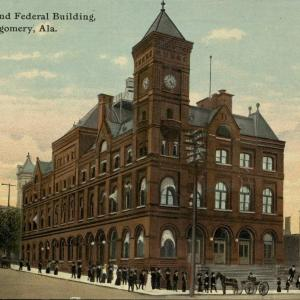 Montgomery, AL, Post Office and Federal Building