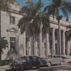 Fort Myers, FL, Outdoor Post Office