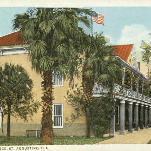 St. Augustine, FL, U.S. Post Office