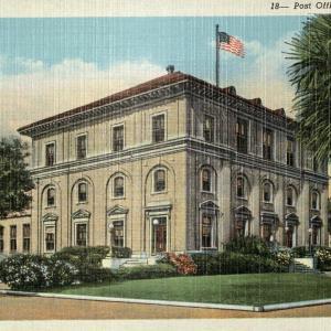 Albany, Ga Post Office