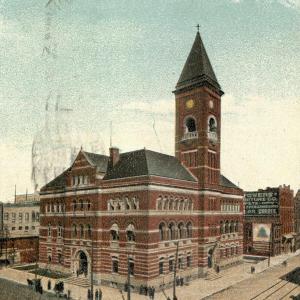 Birmingham, AL, U.S. Post Office