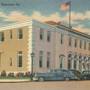 Waycross GA Post Office