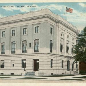 Selma, AL, Government Building
