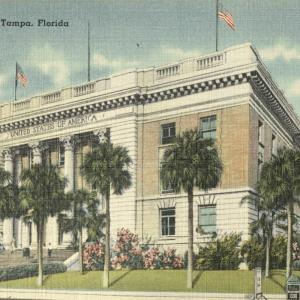 Tampa, FL, Post Office
