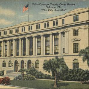 Orange County, FL, Orange County Court House