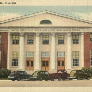 Dublin, GA, Post Office