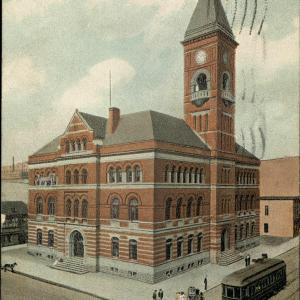 Birmingham, AL, US Post Office and Custom House