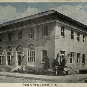 Jasper, AL, Post Office