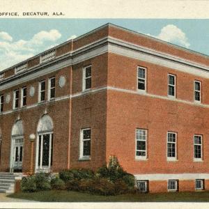 Decatur, AL, Post Office